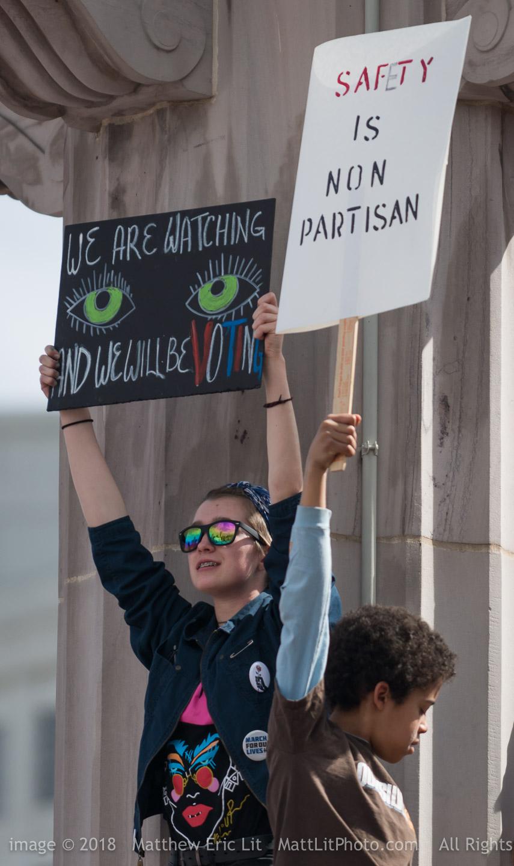March for Life Rally in Denver Colorado © Matt Lit Photo